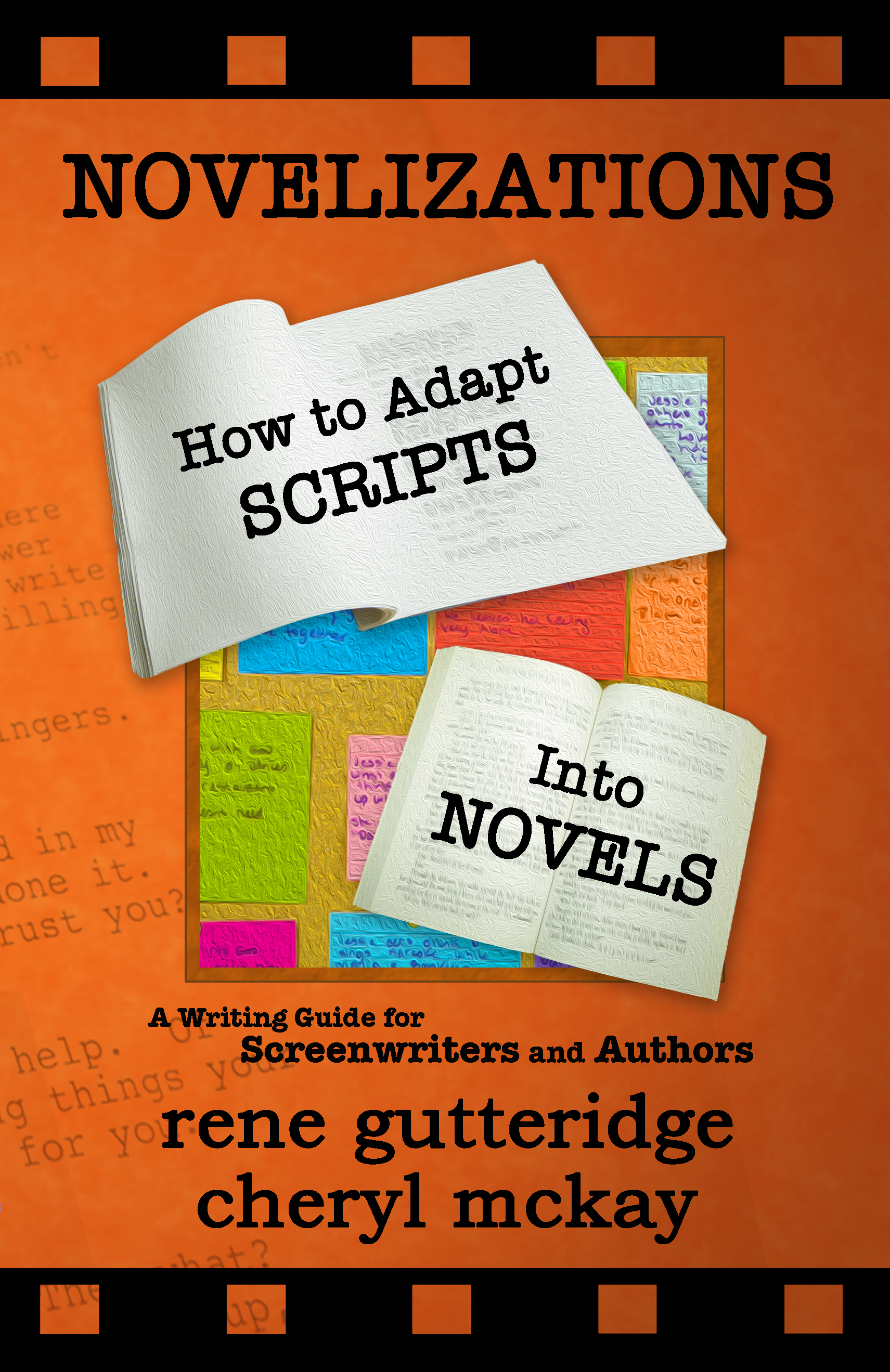Can I novelize a script I wrote with someone else?