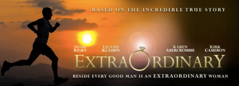 Extraordinary Poster Banner